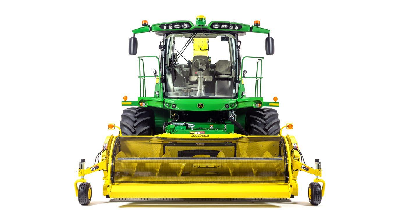 8100 Self-Propelled Forage Harvester