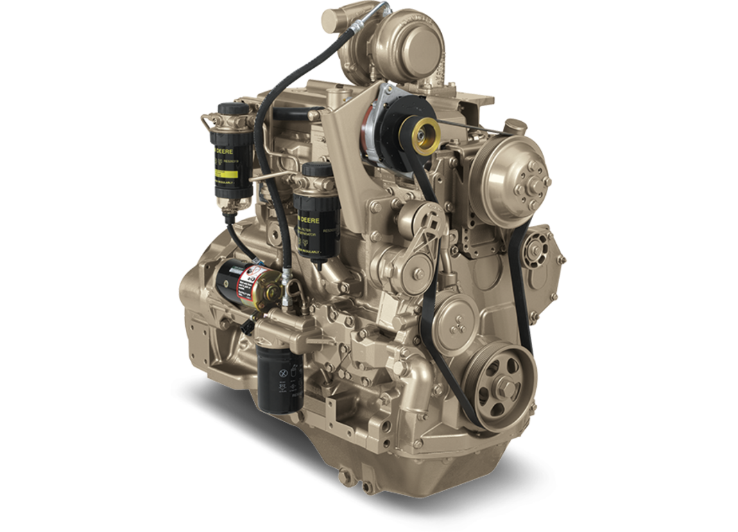 4045HFG82 4.5L Generator Drive Engine